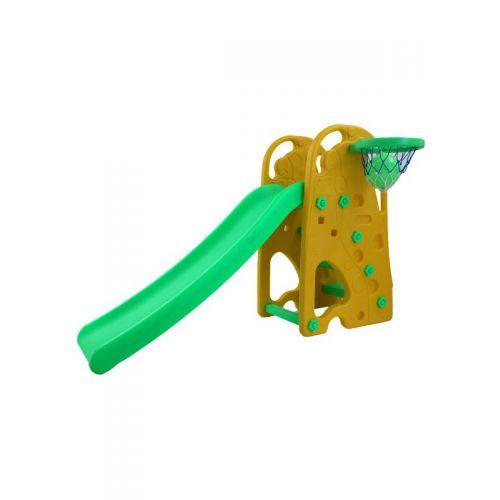Giraffe slide with Basket ball combo