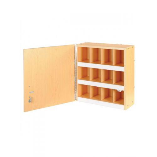 Locking Supply Cabinet
