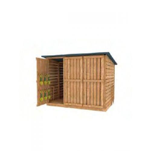 E1-61 Outdoor Storage Hut(L)