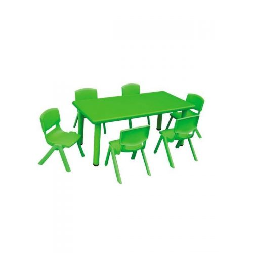 6 Seater moulded seating furniture