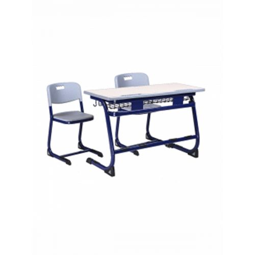 chairs and dual desk combo