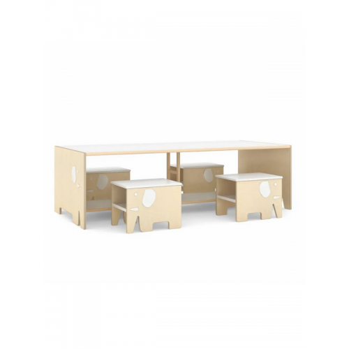 Elephanta desk and chair combo