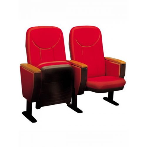 royal class 2 seater audi chair with folding