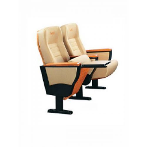 premium: audi chairs with faux leather DUAL SEATER with bottle holder