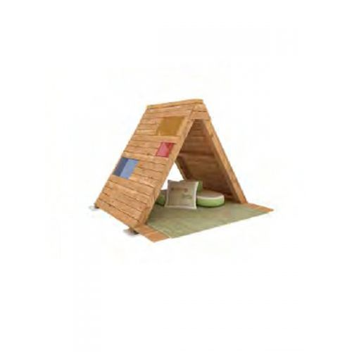 E1-30 Outdoor Wooden Tent