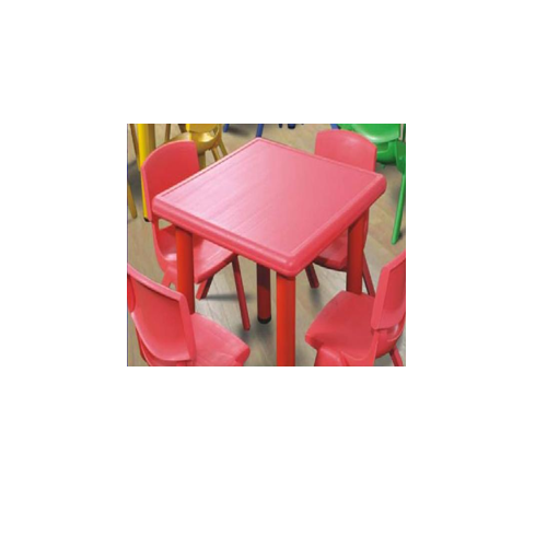 Square shaped table(4 seater)