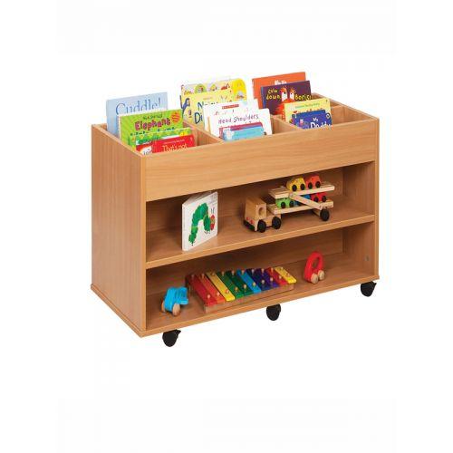 Book storage furniture 4