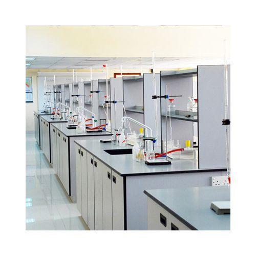 Rectangular chem lab