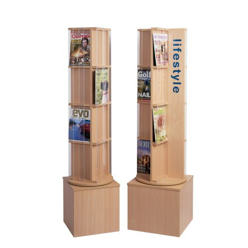 Tower Book rack ( set of 2)