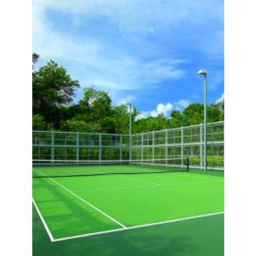 Artificial turf courts  40mm with installation and civil work / Sft