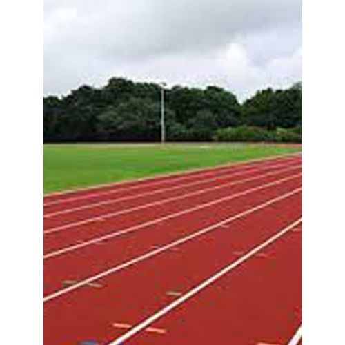 Athletic track 25mm / Sft