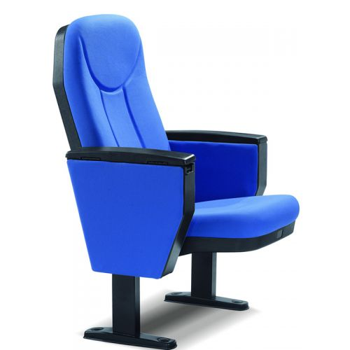 Plastic Standard Seat Size Theater Audience Seating Lecture Hall Auditorium Chair