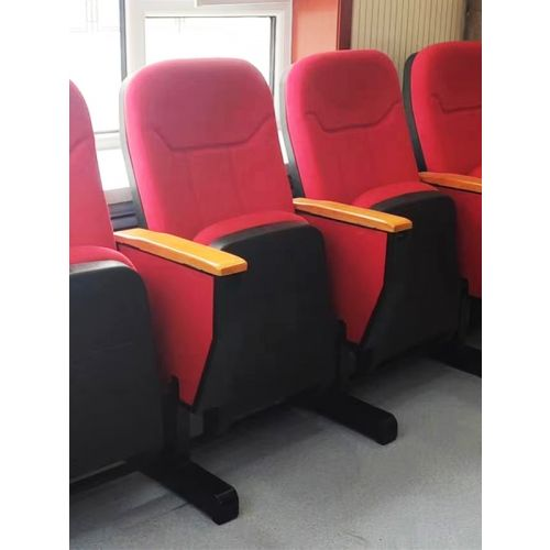 Standard seat size theater audience seat lecture hall chair