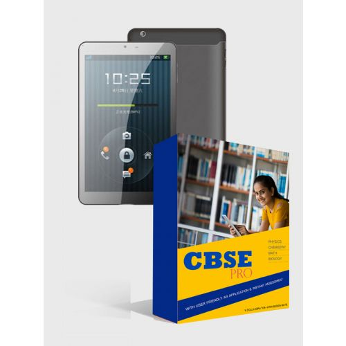 """CBSE Pro 8"""" with fully loaded content"""