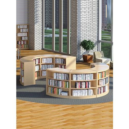 colloseum library storage unit