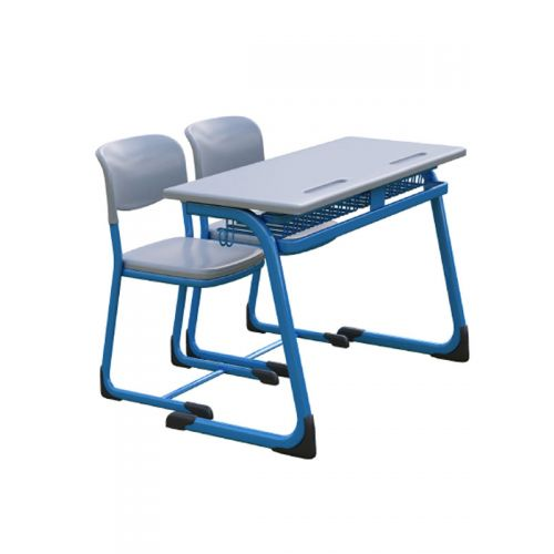 Double seater school desk