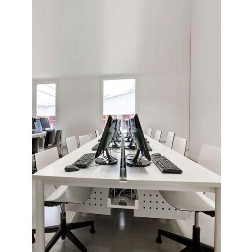 ICT lab 8 seater desk
