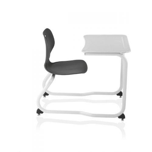 Intellect Wave Desks chair n desk combo