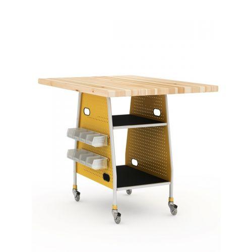Maker invent desk