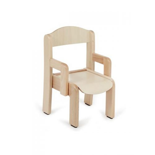 Europa chair with arm rest