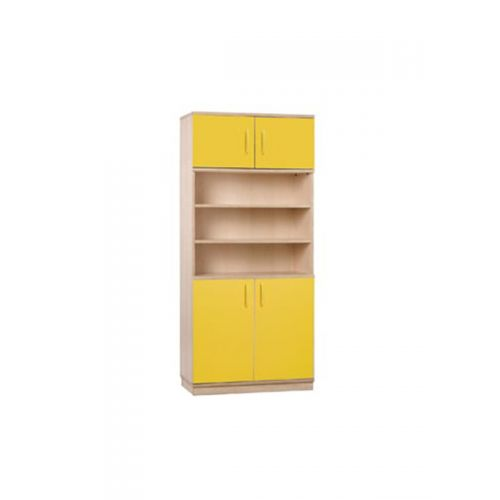 Maxi cabinet with 4 doors